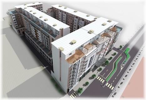 El Wifak 2 la promotion immobilière qui marie commerces et habitations | Le logement et l'immobilier en Algérie | Scoop.it