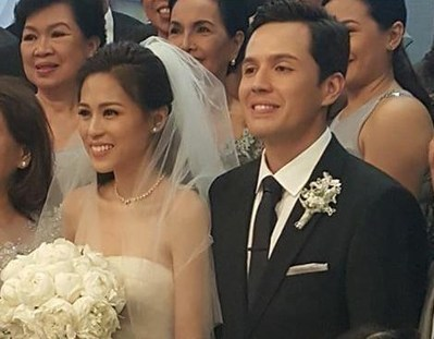 Paul Soriano and Toni Gonzaga wedding photos | Philippine Entertainment | Scoop.it