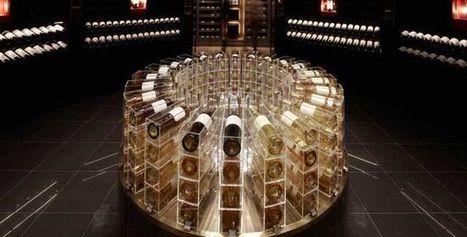 Le saviez-vous ? La cave du Lafayette Gourmet change d'adresse à Paris | Le vin quotidien | Scoop.it