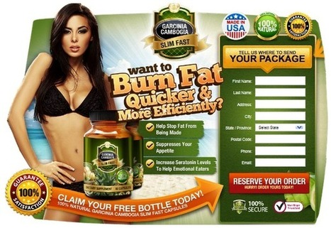 Garcinia Cambogia Slim Fast Review – Get Risk Free Trial Here!!!   SHOULD I TAKE Garcinia Cambogia Slim Fast   Scoop.it