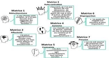 Développer son efficience professionnelle grâce au modèle des Matrices Cognitives© | PARLONS RH | Scoop.it