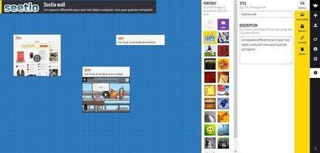 WallWisher | Un corcho virtual para que comentes y compartas cualquier contenido multimedia | Educación a Distancia (EaD) | Scoop.it
