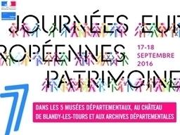 Journées européennes du patrimoine en Seine et Marne | Actualités culturelles et éducatives | Scoop.it