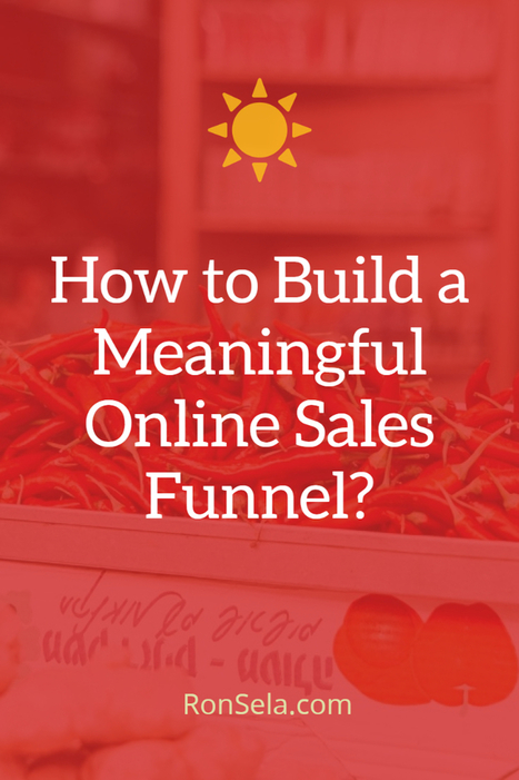 How to Build a Meaningful Online Sales Funnel? | Content Marketing Strategy | Scoop.it