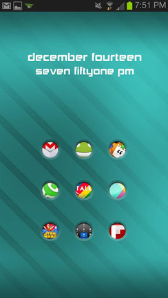 Pushy Icon Pack v1.8 | ApkLife-Android Apps Games Themes | Android Applications And Games | Scoop.it