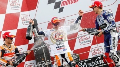 Marc Marquez: Record breaker | Motorcycle World | Scoop.it