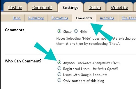 7 Tips to Increase Your Blog Comments | SOCIAL MEDIA, what we think about! | Scoop.it
