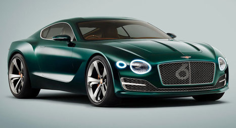 #Bentley Could Expand Range With Compact #Coupe And #Roadster | Culture | Scoop.it