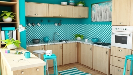 40 Extravagant Kitchen Backsplash Ideas for a Luxury Look | Daily ... | Kitchen Remodeling | Scoop.it