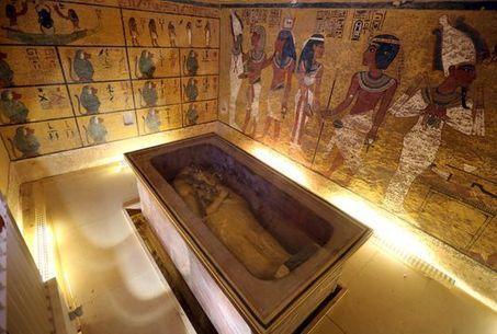 En Egypte, une chambre secrète se trouverait dans la tombe de Toutankhamon | Aux origines | Scoop.it