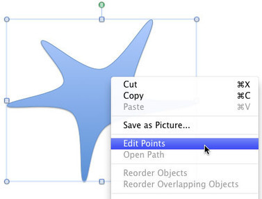 Edit Points for Shapes in PowerPoint 2011 for Mac | Digital Presentations in Education | Scoop.it