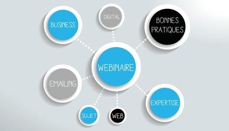 8 bonnes raisons d'organiser un webinaire ! | communication & marketing | Scoop.it
