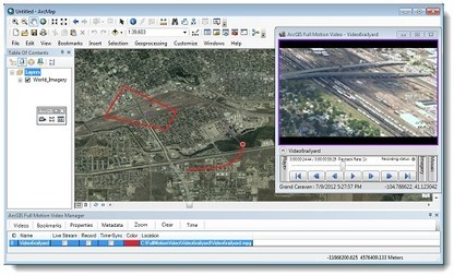 ArcGIS Full Motion Video Add-In is available for download | ArcGIS Resource Center | ArcGIS Full Motion Video Add-In | Scoop.it