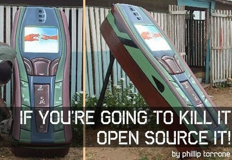 If You're Going To Kill It, Open Source It! | Fashion Technology Designers & Startups | Scoop.it