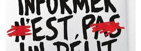 Informer n'est pas un délit – Dominique Martin-Ferrari – Global | Actualités écologie | Scoop.it