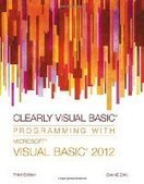 Clearly Visual Basic, 3rd Edition - Free eBook Share | Visual Basic | Scoop.it