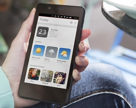 Latest Ubuntu For Mobile Hands-On, U.S. Model Coming   Ubuntu Touch Phones and Tablets   Scoop.it