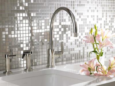 Kitchen Backsplash Designs, Ideas, & Pictures   Home Remodeling   Scoop.it