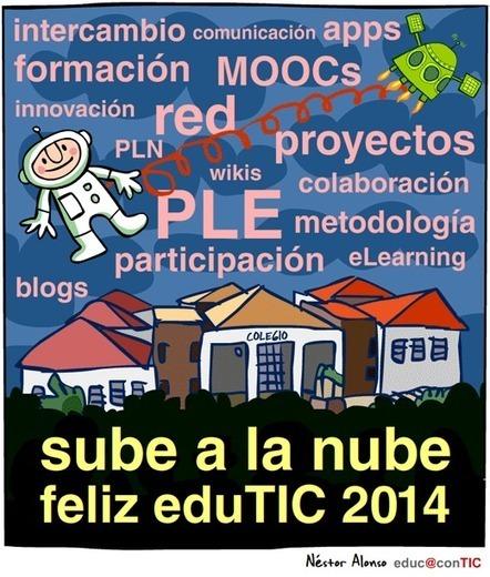 Nuevas tecnologías aplicadas a la educación | Educa con TIC | Recursos Educatius | Scoop.it