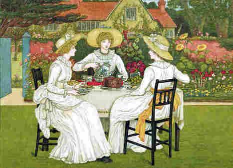 High Tea, Afternoon Tea, Elevenses: English Tea Times For Dummies | Tea and Coffee | Scoop.it