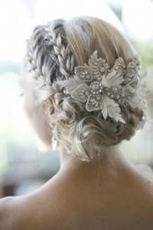 Wedding day Bliss with beautiful hair styles » Contrasti London | contrastilondon | Scoop.it