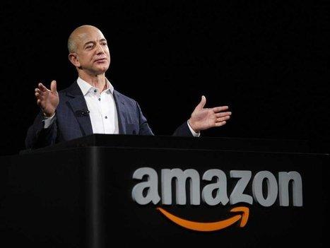 Amazon Web Services just scored a big partner in $50 billion Salesforce | UX Motel | Scoop.it