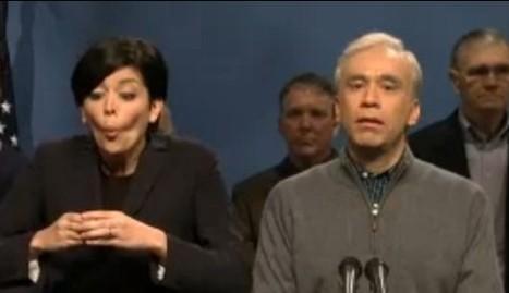 Marlee Matlin Slams SNL Skit Parodying Bloomberg's Sign ... | Sign Language Interpreting | Scoop.it