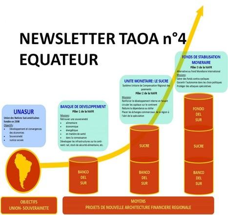 Newsletter TAOA n°4 – Equateur | Monnaies En Débat | Scoop.it