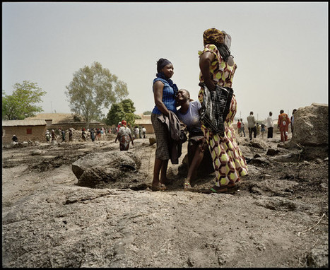 Bénédicte Kurzen  : l'Afrique dans le regard d'une femme   A Voice of Our Own   Scoop.it