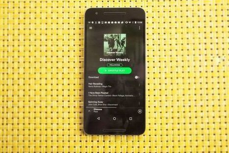 Spotify: You'd have to pry free tier from our cold, dead hands | E-Music ! | Scoop.it