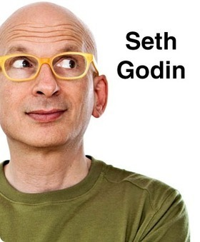 INTERVIEW: Seth Godin on Libraries, Literary Agents and the Future of Book Publishing as We Know It | Digital Book World | The Information Professional | Scoop.it