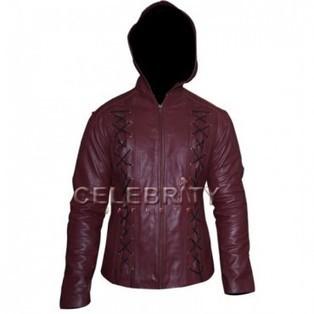 Arrow Season 3 Arsenal Jacket | CelebrityJackets.co.uk | T.V Series Celebrity Jackets | Scoop.it