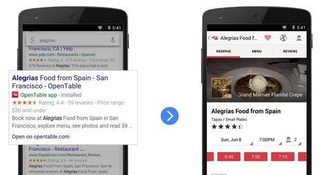 App Indexing for Google Search — Google Developers | EEDSP | Scoop.it