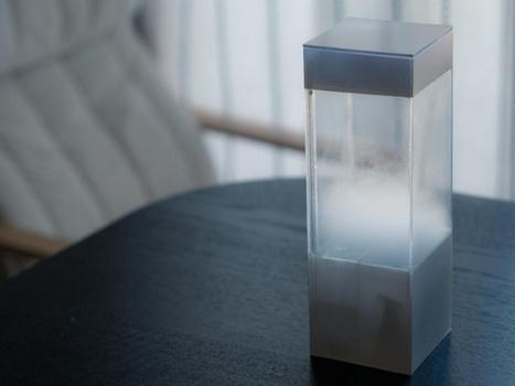 Caixa prevê o tempo simulando chuva, trovoada e nevoeiro | Design | Scoop.it