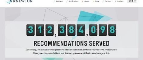 Futuro Educativo » Las 10 plataformas de aprendizaje adaptativo que viajan al futuro de la educación   Aprendizajes 2.0   Scoop.it
