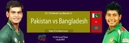 Pakistan vs Bangladesh Live Streaming - Prediction - PTV Sports BISS Keys [30 March]   Cricket Updates 365   Scoop.it