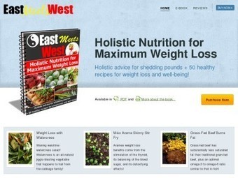East Meets West – Holistic Nutrition for Maximum Weight LossWeight Loss Natural | Weight Loss Natural | Weight Loss Eating Plan | Scoop.it