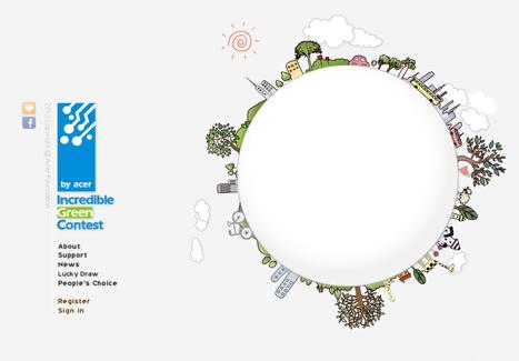 """Etudiants : La fondation Acer lance le premier concours écologique - Capcampus   """"Emplois verts et éco-activités""""   Scoop.it"""