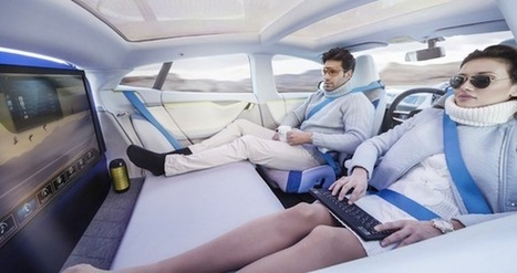 This Self-Driving Car Will Make You More Excited For The Future Than Ever Before (Video) | Elite Daily | Future tech | Scoop.it