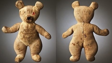 Seeing Old and Torn Stuffed Animals Is Sort of Horrifying | All Geeks | Scoop.it