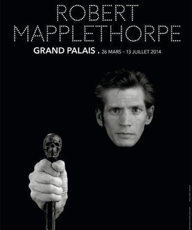 Grand Palais - Robert Mapplethorpe du 28 mars au 15 juillet 2014 | Les expositions | Scoop.it