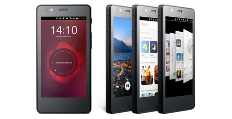 Le premier smartphone Ubuntu se vendra 170€ en Europe | Branchez-vous | Ubuntu French Press Review | Scoop.it