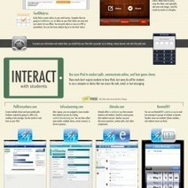 The iPad as the Teacher's Pet | Visual.ly | Education Matters - (tech and non-tech) | Scoop.it