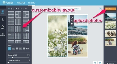 FotoJet: A Simple Alternative To Canva | Time to Learn | Scoop.it