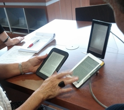 Choisir sa liseuse | IPad tablettes liseuses et ebooks | Scoop.it