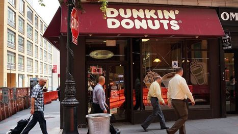 Dunkin' Donuts Allegedly Overcharged Thousands of Customers in NY and NJ [Updated] | Urban eating | Scoop.it