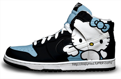 Hello Kitty Nikes Cartoon Nike Dunk Sneakers [hello-kitty-shoes-1010] - $87.00 : DC Comic Dunks ,Marvel Comic Dunks, Superhero Nike Dunks Shoes ,Superman ,Batman ,Spiderman,Captain America Nikes | Hello Kitty Nike Dunks | Scoop.it