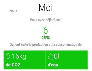 On a testé l'appli qui veut vous transformer en écolo en 90 jours | Pollution de l'air | Scoop.it