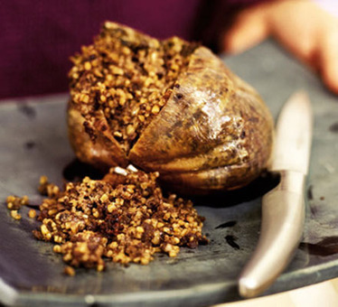 Baked haggis recipe - Recipes - BBC Good Food | gconole_recipes | Scoop.it
