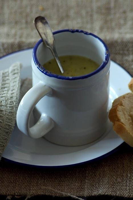 Receta: Crema de brocoli y queso | RECETAS DE COCINA | Scoop.it